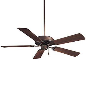 Contractor 52 in. Ceiling Fan by Minka Aire